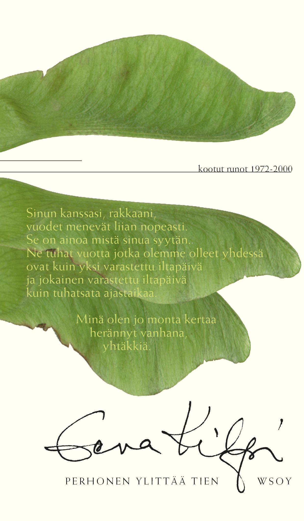 Eeva Kilven runo- ja perhospuisto